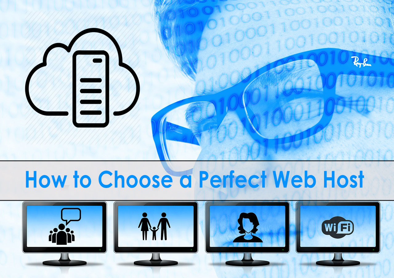 How to Choose a Perfect Web Host